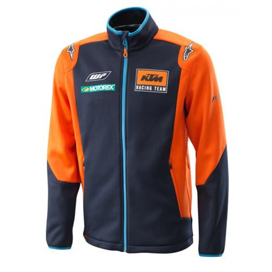 Ktm Softshell Uomo Jacket Replica Casual Abbigliamento Team XUqZH