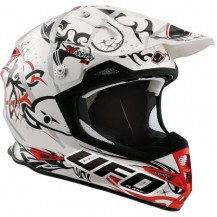 UFO - Casco Warrior Tribal H1