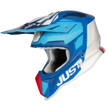 J18 PULSAR BLUE / RED / WHITE GLOSS