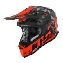 J32 SWAT CAMO FLUO ORANGE GLOSS
