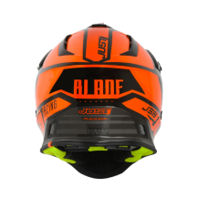 J38 Blade  Orange / Black Gloss