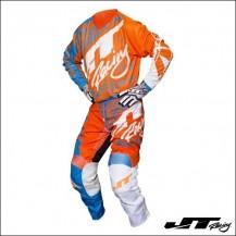JT Racing USA 2017 Flex Victory Cyan /Flo Orange