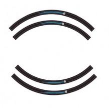 Set adesivi cerchi