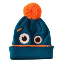 KIDS BUBBLE EYE BEANIE