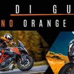 Moto Di Guida Orange Days 2017 KTM