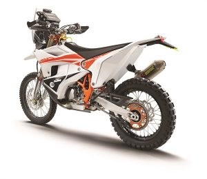 03_KTM 450 RALLY REPLICA MY2019_left rea