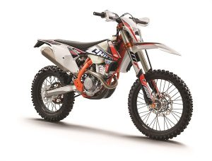 KTM 350 EXC-F SIX DAYS MY2019_right front