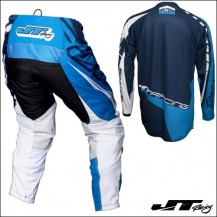 JT Racing USA 2017 Flex Victory Navy/Cyan