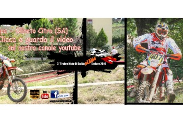 Video 5ª Tappa Oliveto Citra 3° Trofeo Moto Di Guida KTM Enduro