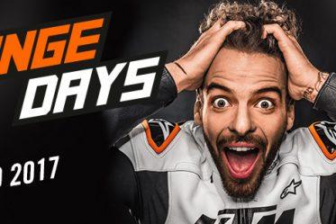 Moto Di Guida Orange Days 2017 KTM