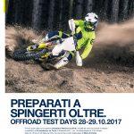 Moto Di Guida HQV MX Test Days MY18 [A4 IT]