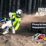 Moto Di Guida HQV MX Test Days MY18 FB Event