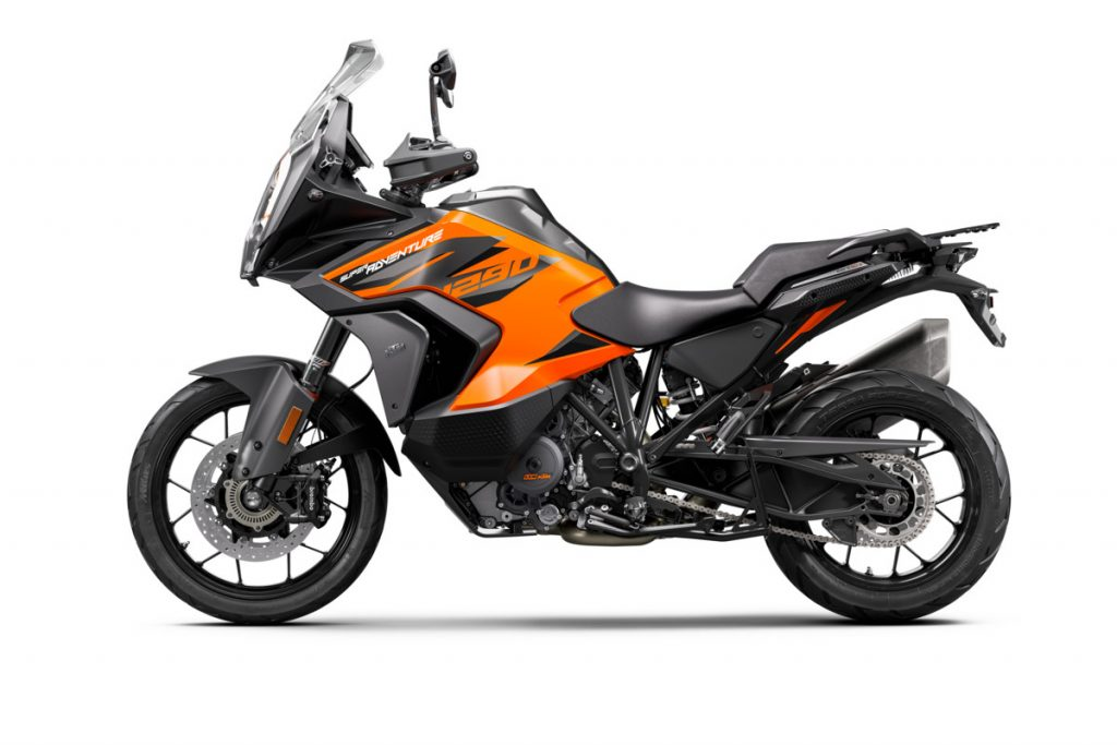 370750_MY21 KTM 1290 SUPER ADVENTURE S - 90-Left